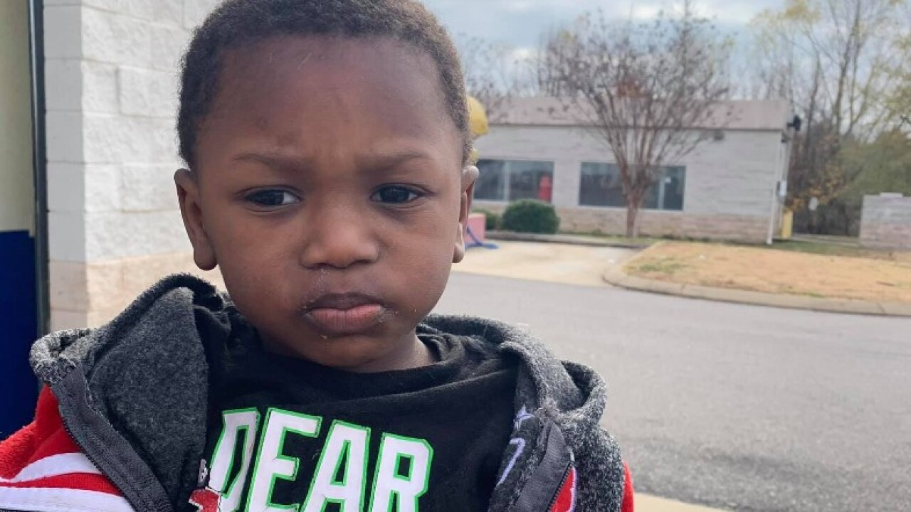 Child abandoned at Mississippi Goodwill, suspect in custody