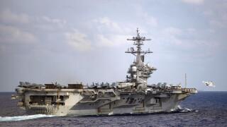 Virus Outbreak Navy