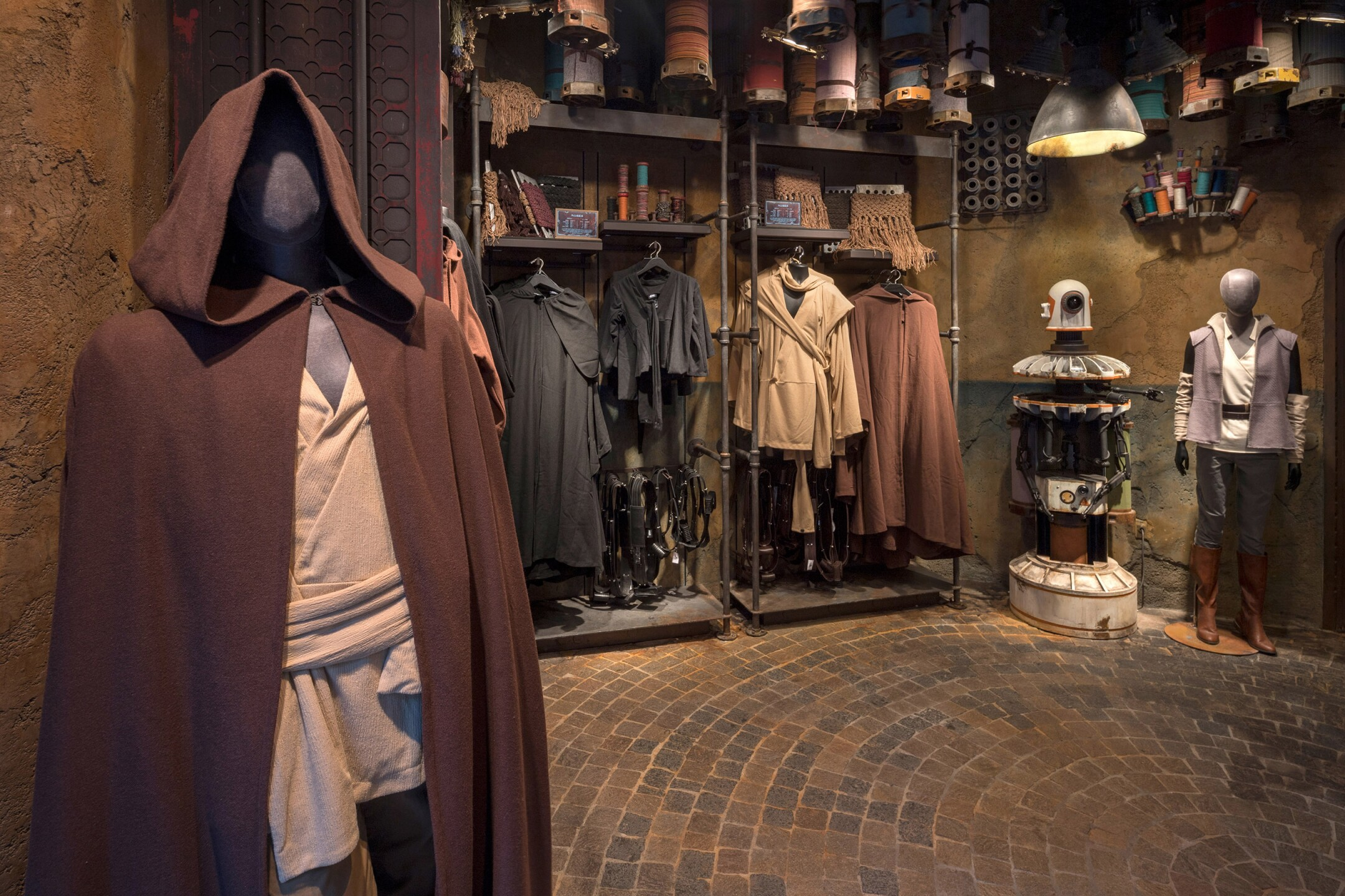 Black Spire Outfitters at Star Wars: Galaxy's Edge