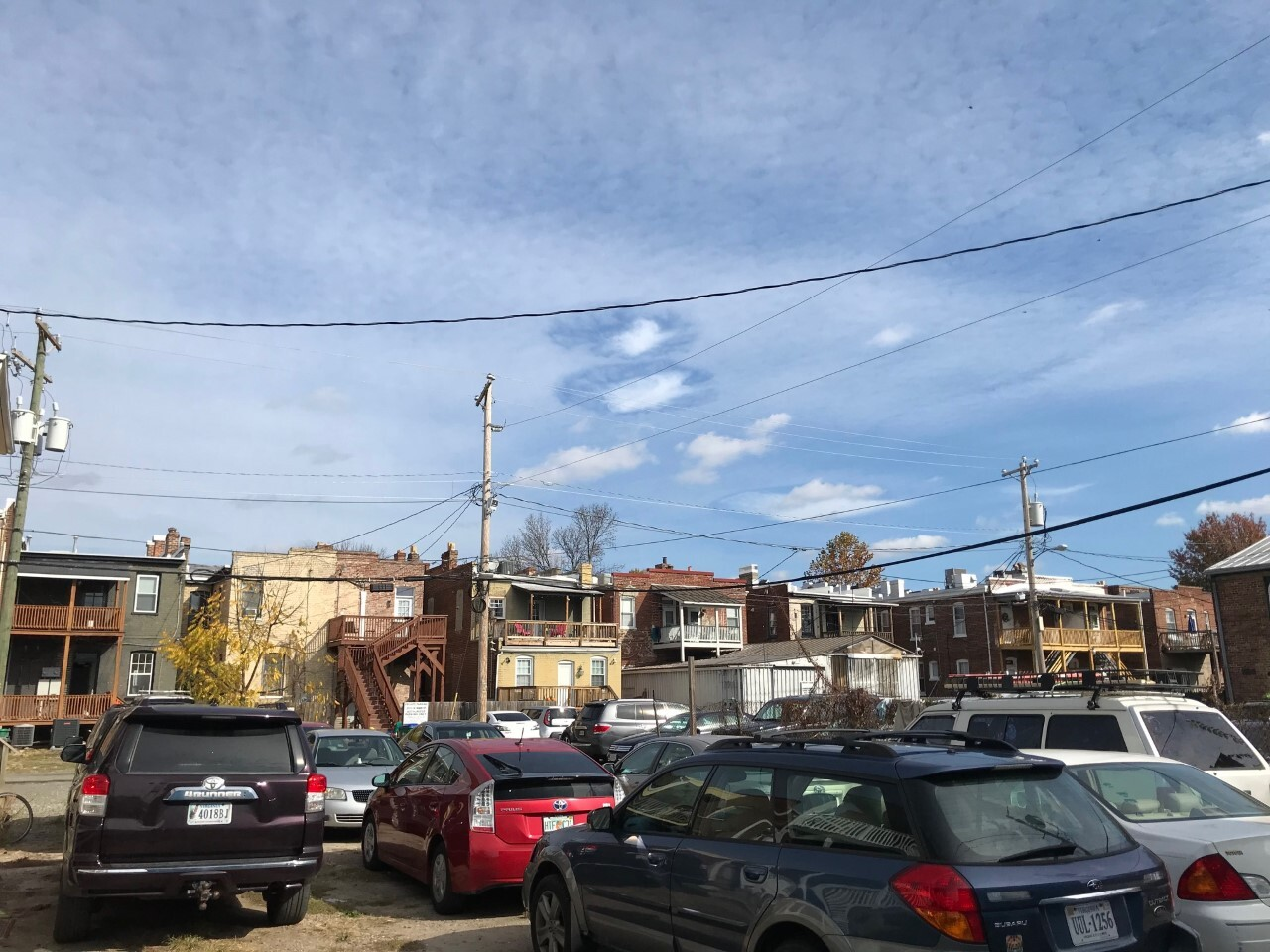 Photos: 'Hole punch clouds' appear over Central Virginia Saturday