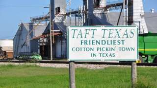 TAFT ISD football player tests positive for COVID-19