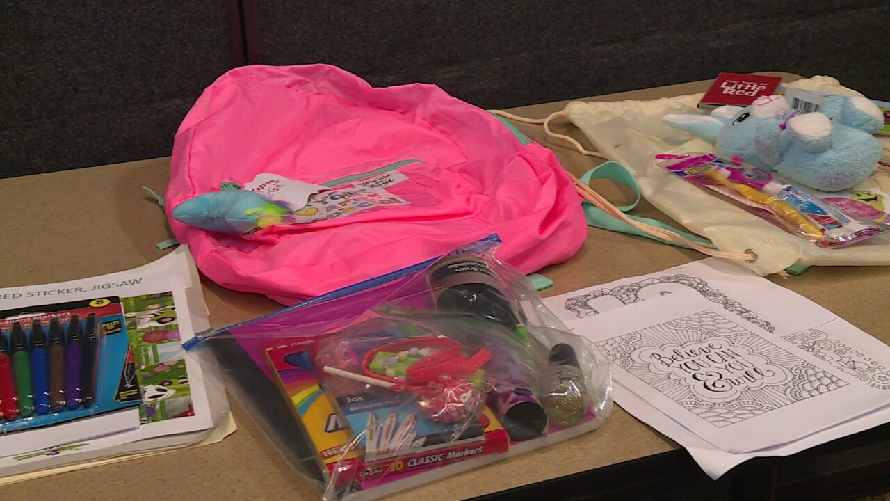 How these backpacks will help youngest human trafficking victims inRichmond