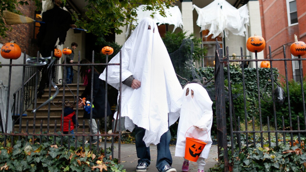 NKY parents react to change in trick-or-treat