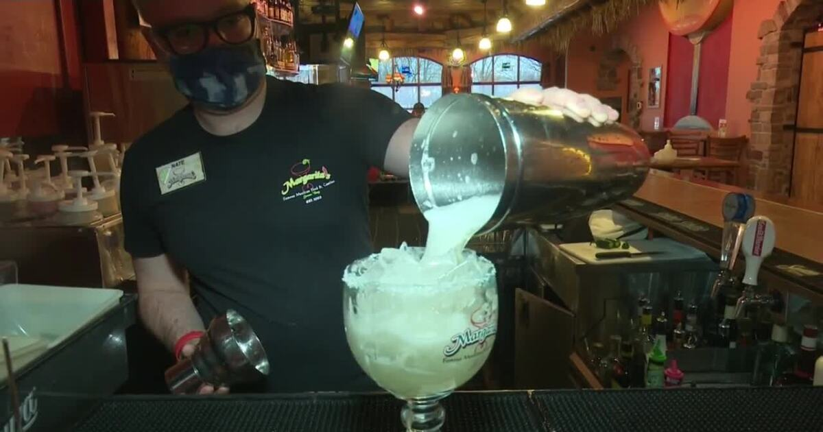 Bars could benefit from carry-out cocktails