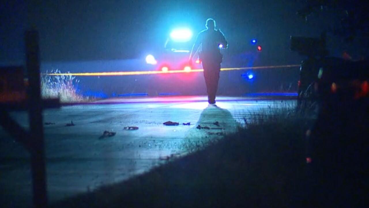 Lehigh Acres Crime Scene