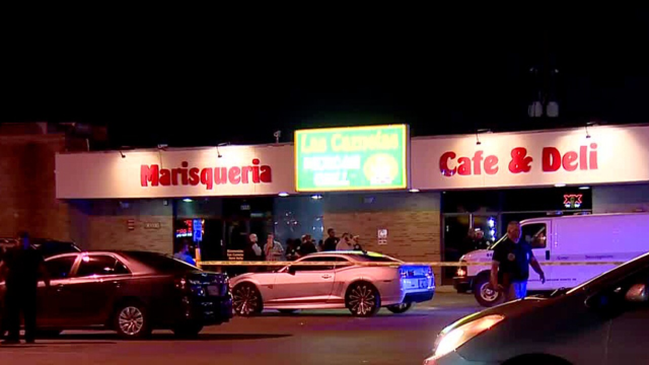 Police ID Suspect In Fatal Shooting At Nashville Mexican Restaurant