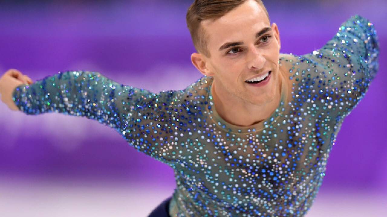 Olympic figure skater Adam Rippon pulls out of NBC gig