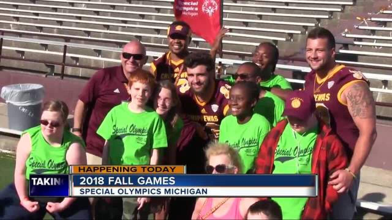 Special Olympics 2018 Fall Games