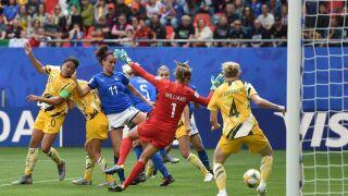 Australia v Italy: Group C - 2019 FIFA Women's World Cup France