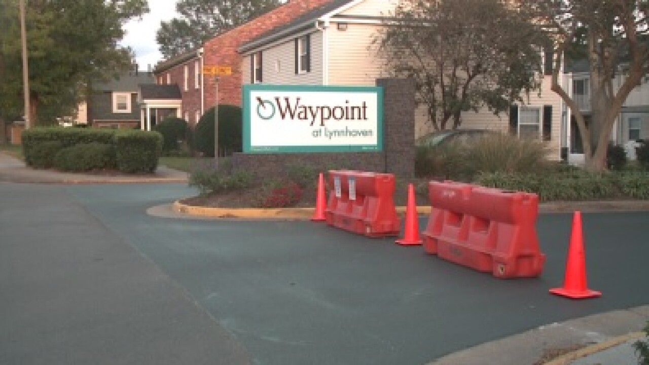 Waypoint at Lynnhaven tenants forced out still cannot get belongings from apartments