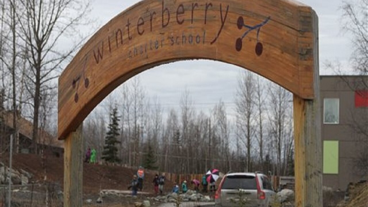 Alaska first-graders plot to poison classmate