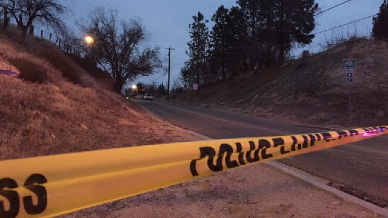 Man hospitalized after officer-involved shooting