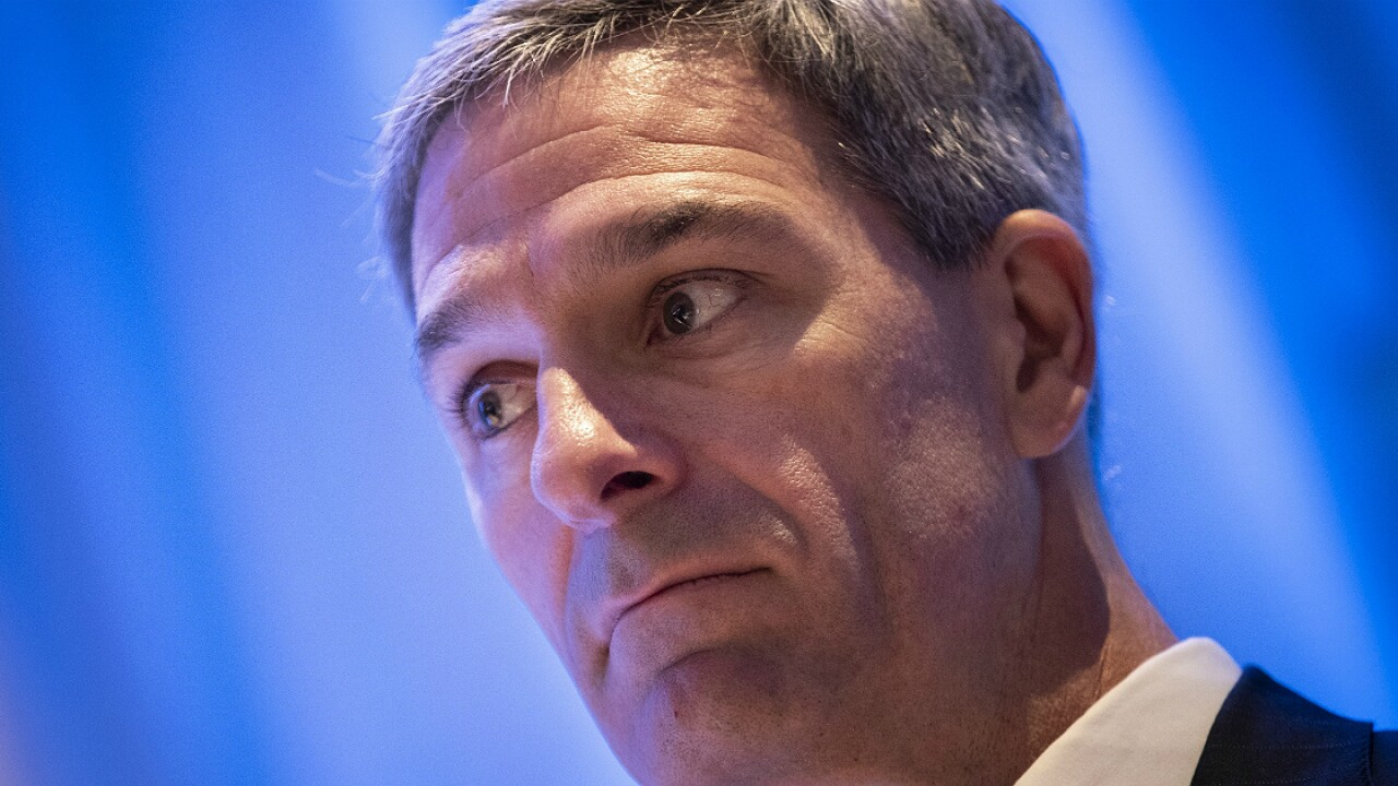 Ken Cuccinelli rewrites Statue of Liberty poem to make case for limiting immigration
