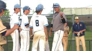 Grand Rapids Christian baseball