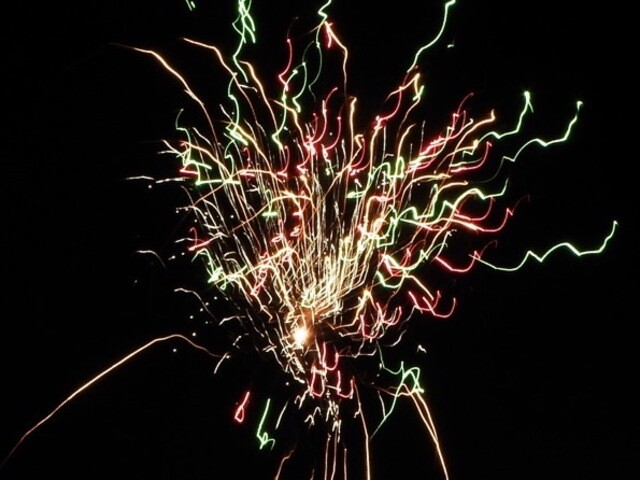 YES! Pics: Fireworks