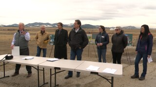 State, local leaders celebrate next step in East Helena smelter site restoration