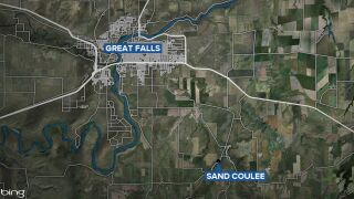 House fire reported near Sand Coulee