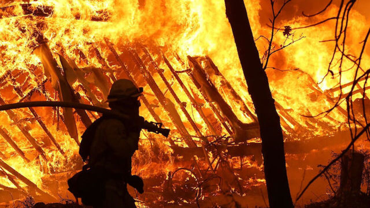 California wildfires kill 31 people, with more devastation to come
