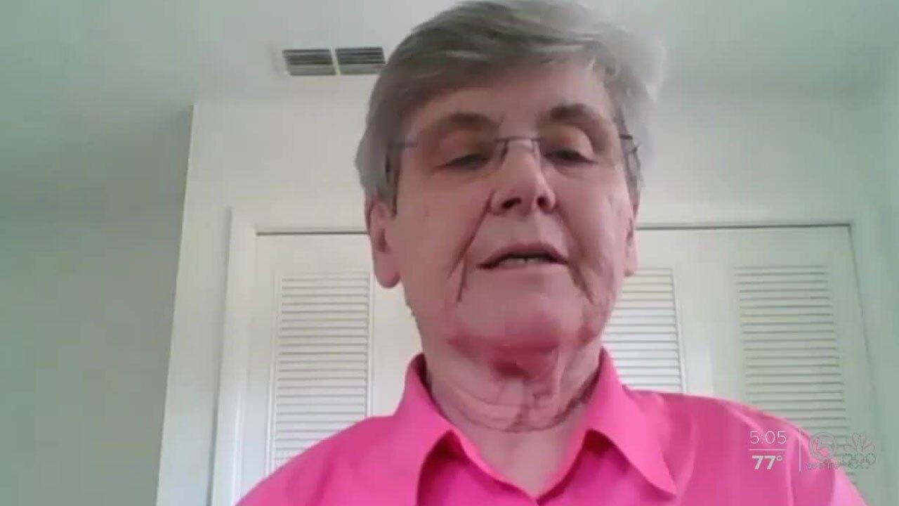 Dr. Cynda Crawford of the University of Florida