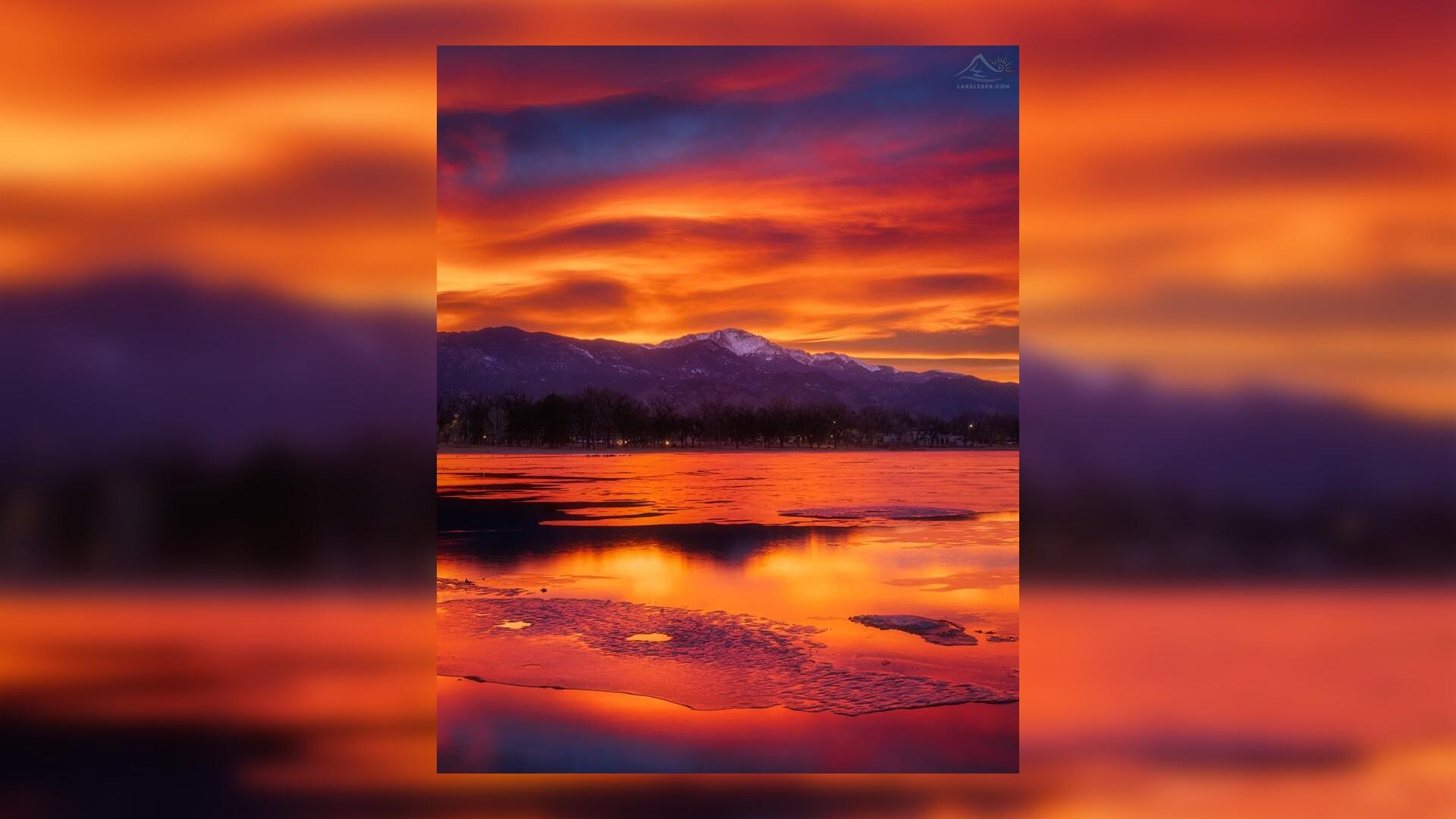 Memorial Park Sunset Lars Leber Photography.jpg