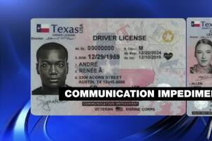 Newly designed Texas drivers license and ID cards start going out this week