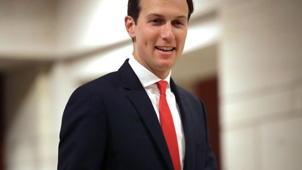Kushner's business got $500M in loans after White House meetings, New York Times reports