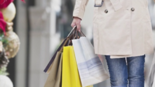 Shoppers looking for after Christmas bargains