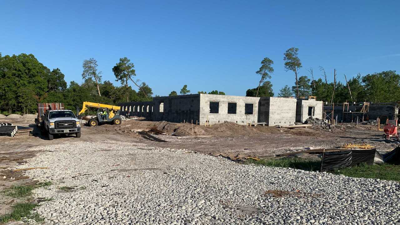 Pasco County Fire Station 9