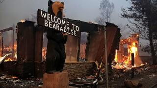 PHOTOS: Camp Fire destroys Northern California town
