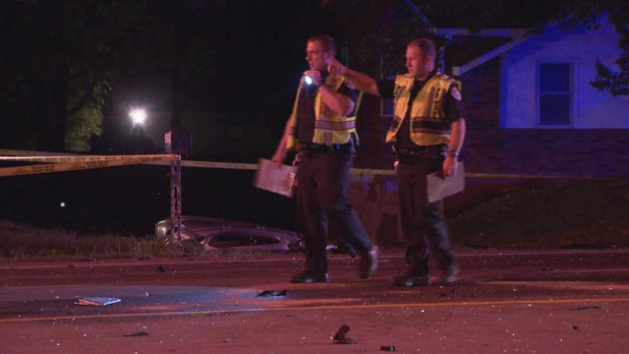 78-Year-Old Man Killed In South Nashville Crash