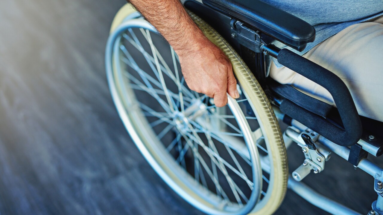 Disability insurance: One of the most valuable and overlooked workplace benefits