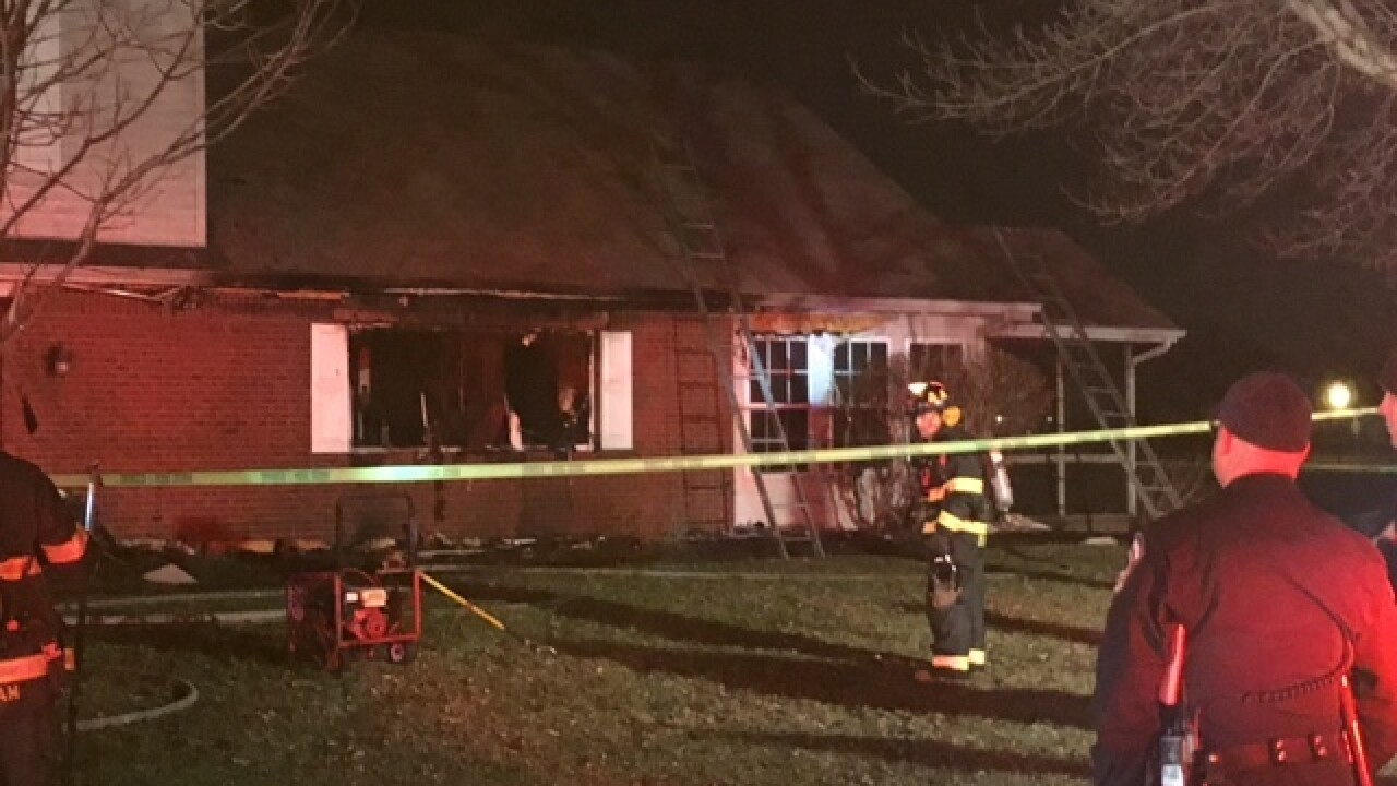 Woman killed in south side house fire
