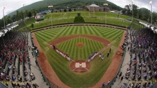 LLWS Ohio Michigan Baseball