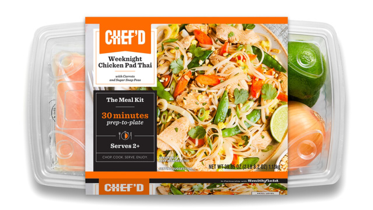 Tops expands Chef'd Meal Kit line to 80 stores