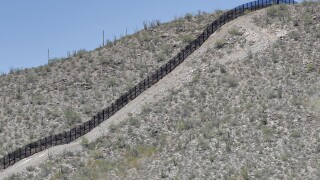 KNXV Organ Pipe Cactus National Monument Border Fence