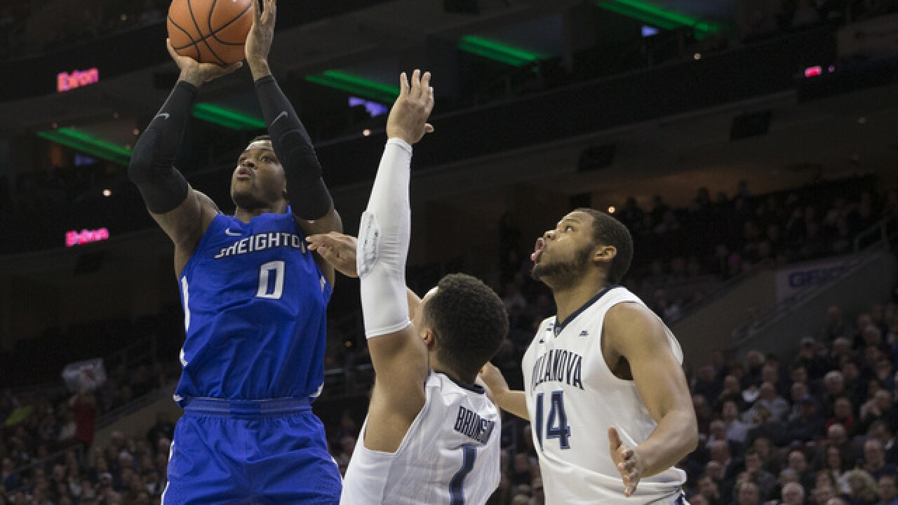 Creighton's Marcus Foster to compete in three point competition