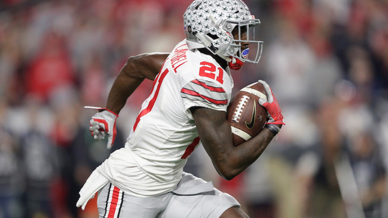 Ohio State's experienced receivers embrace 'elite' challenge