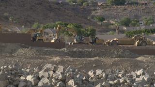 Construction noise in Ahwatukee