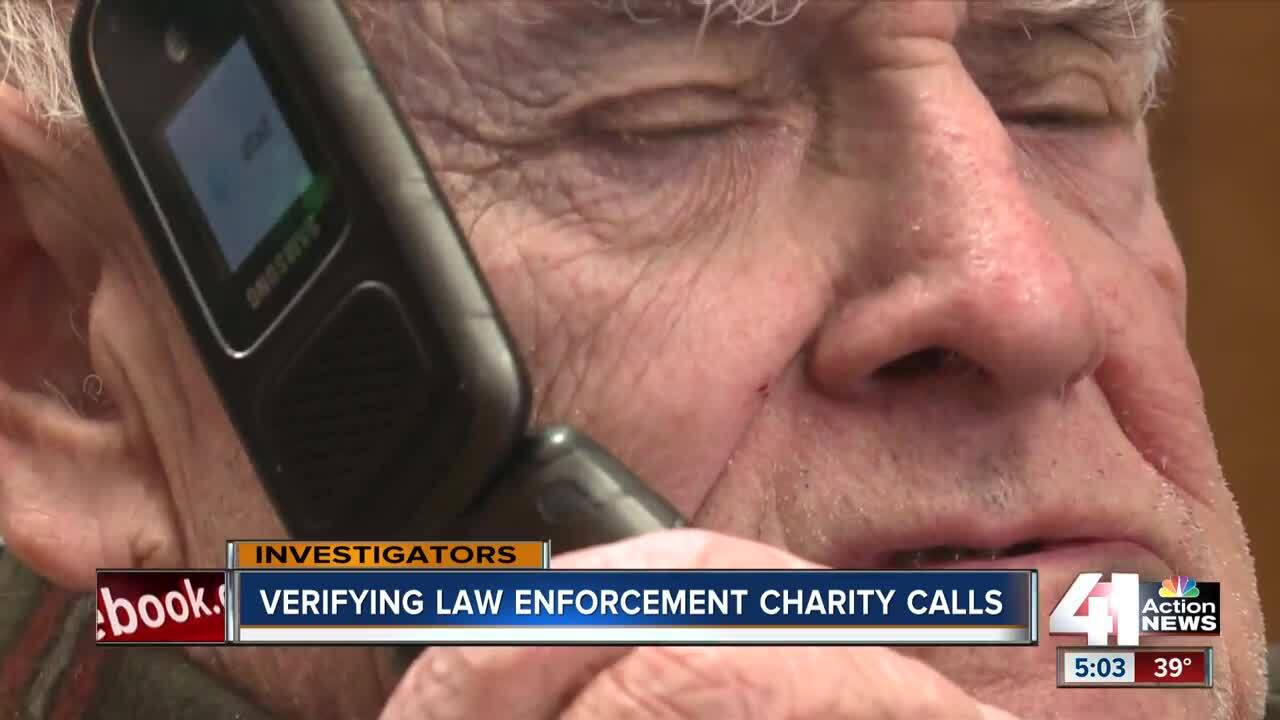 Charity Phone Call Scam
