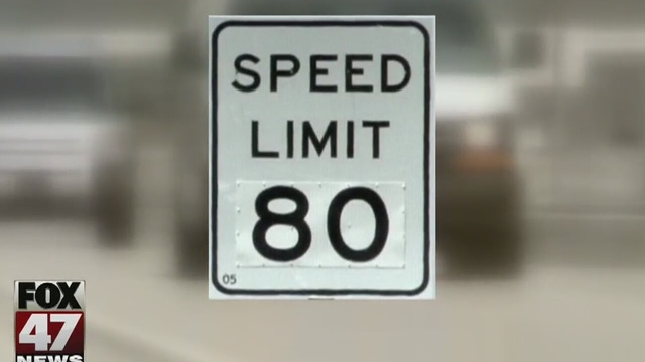 State may raise speed limits on rural highways