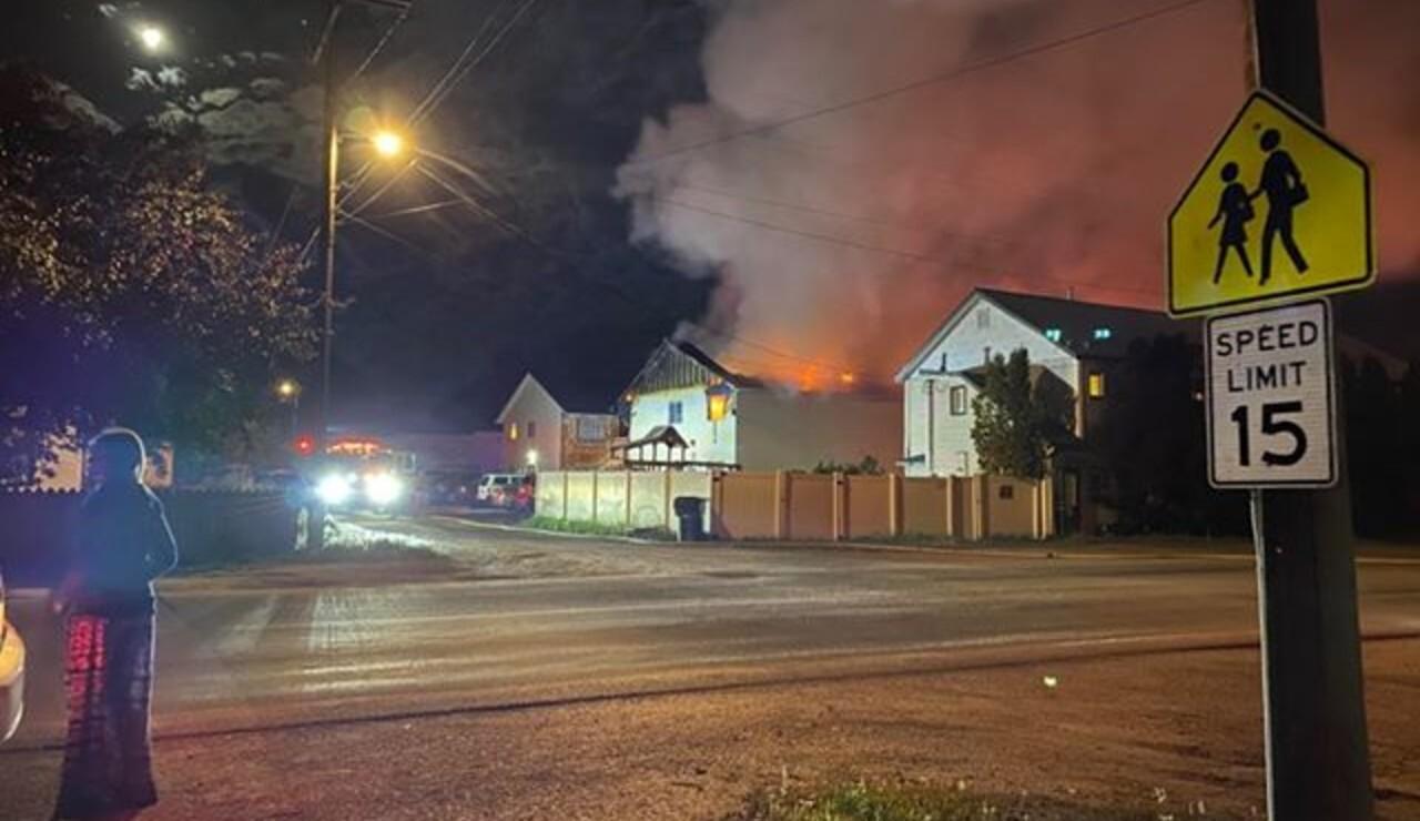 Corvallis Fire 2