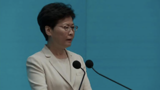 Hong Kong's leader 'sincerely sorry' after record-breaking protests, but she's not resigning