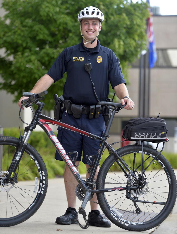 Kenosha Police Officer Rusten Sheskey