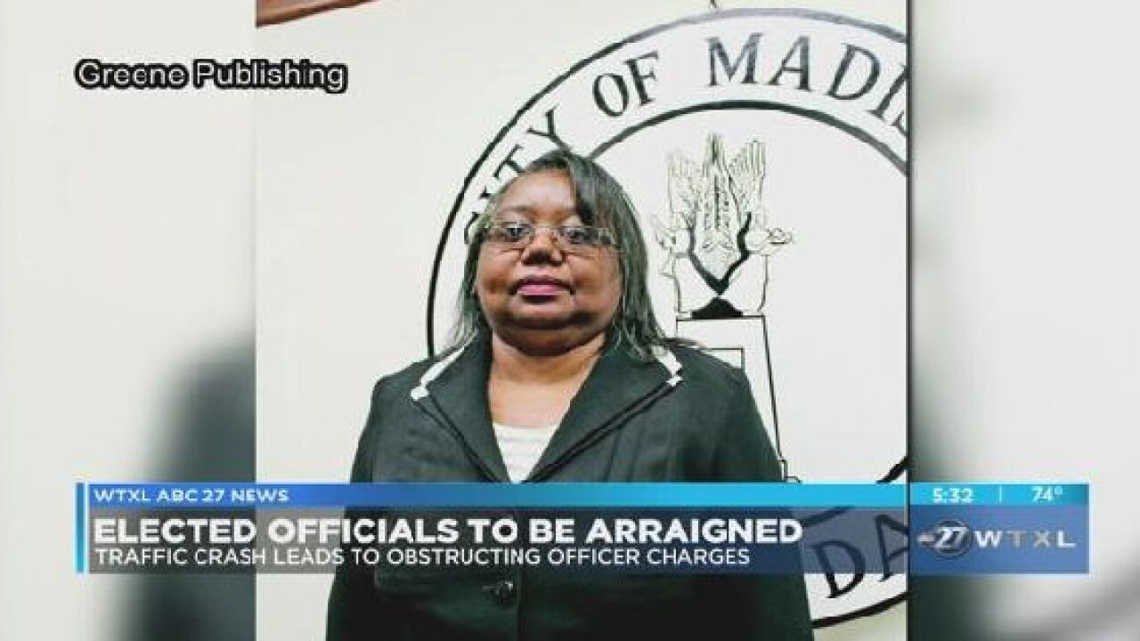 Officials in Madison, Live Oak charged in traffic incident