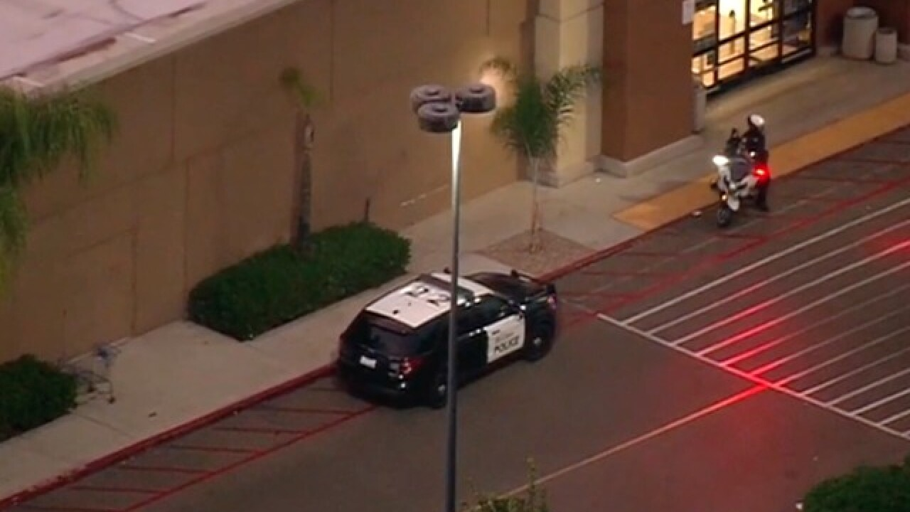 La Mesa Walmart evacuated after receiving bomb threat