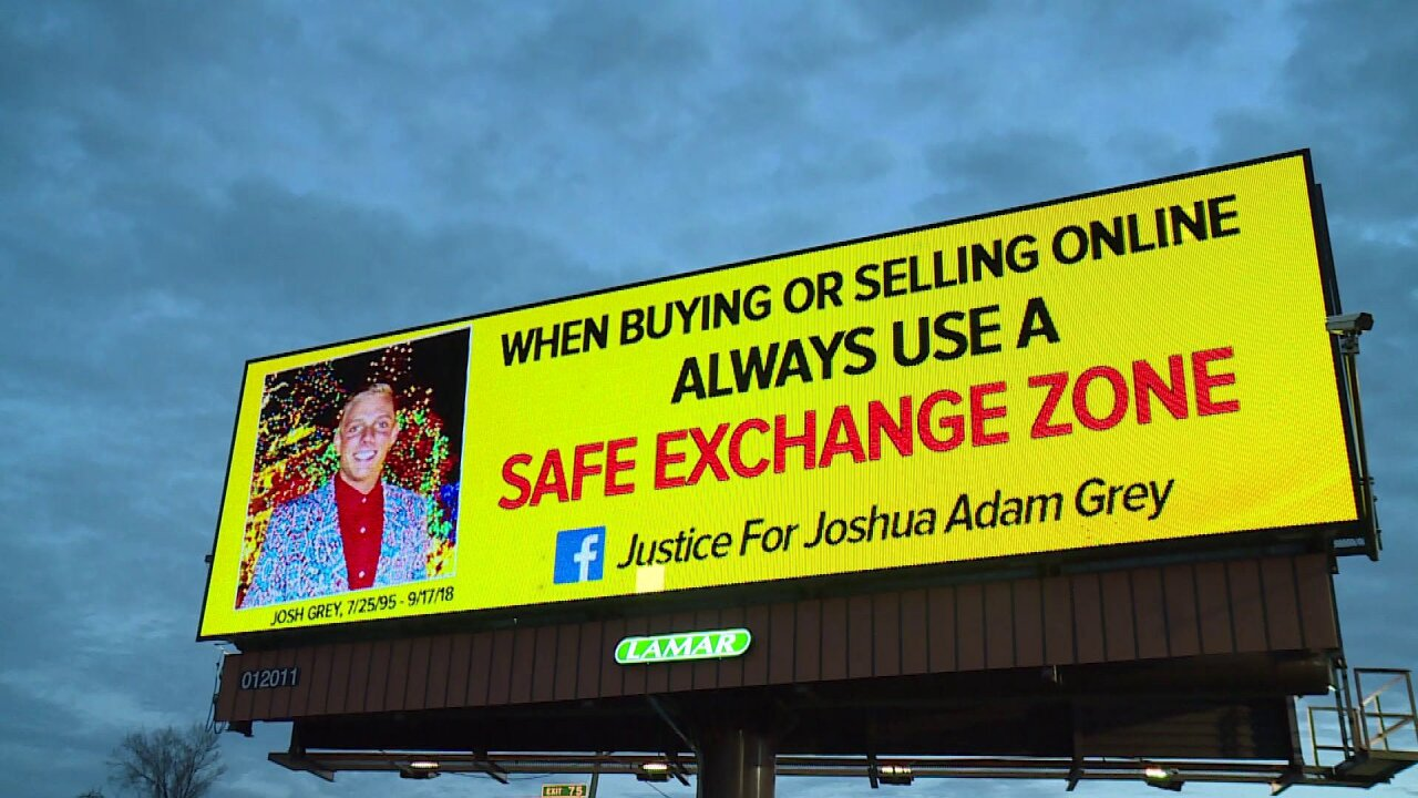 Family of man murdered selling his iPhone work to educate public on 'sell safe'locations
