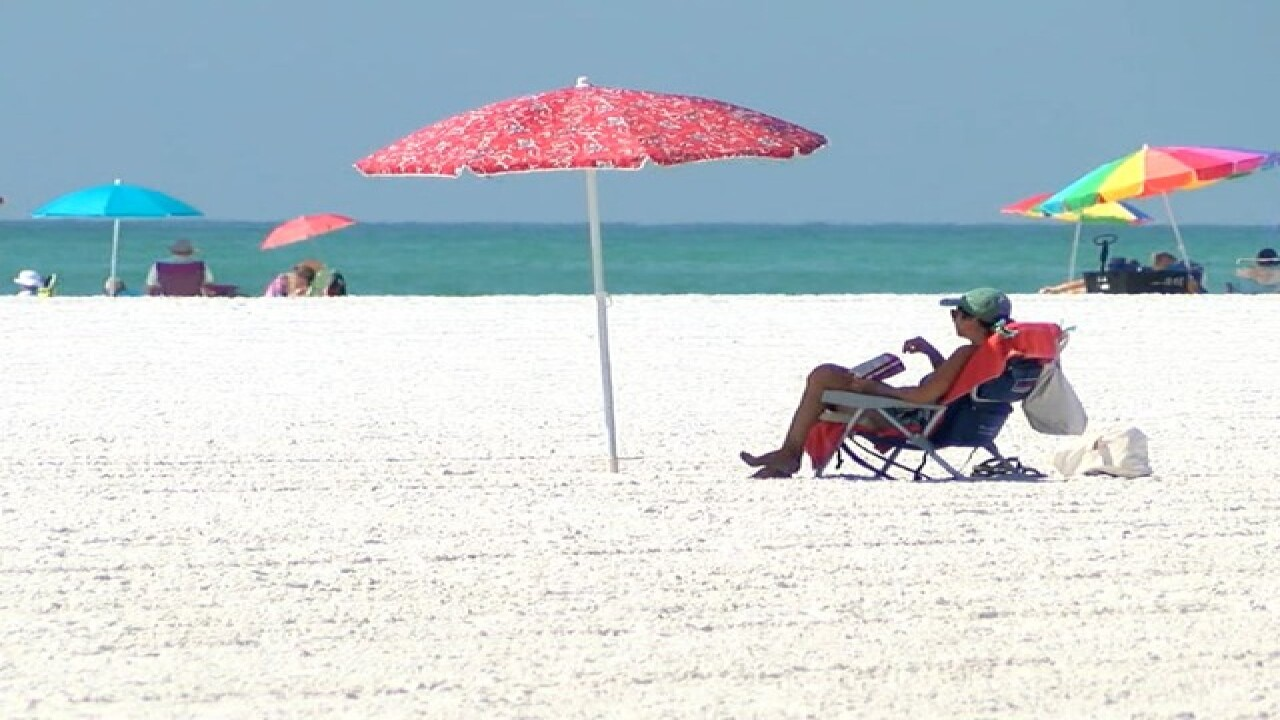 Florida's Siesta Beach named best beach in US