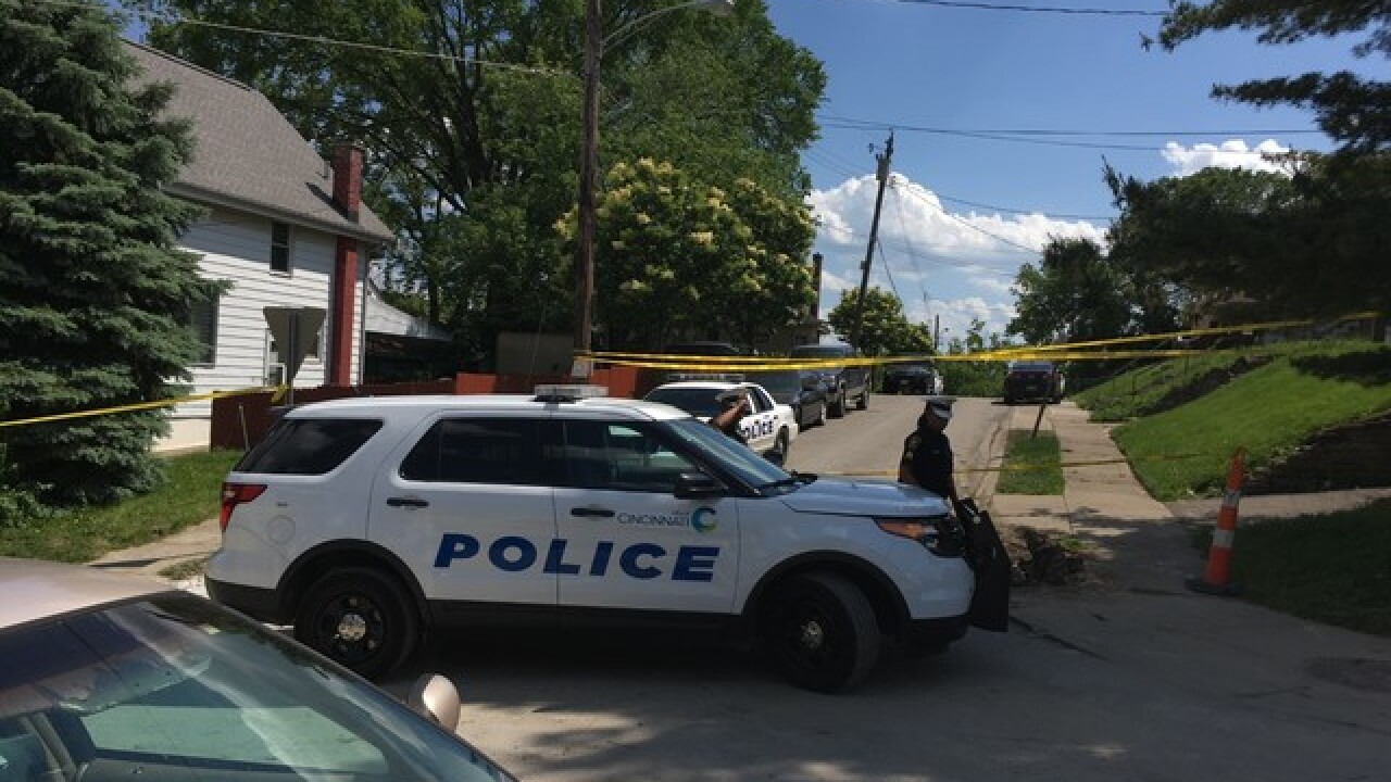 Woman killed in South Fairmount shooting
