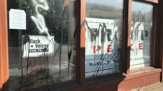 New Milwaukee GOP field office vandalized, party says