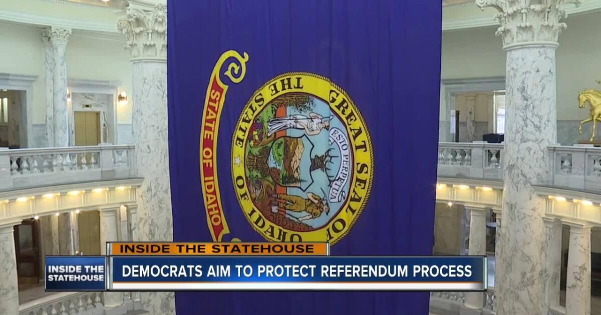 Democrats aim to protect the referendum process